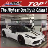 Very Perfect quality front bumper for Ferrari 458 body kit