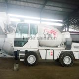 new type mini concrete mixer /self loading type concrete mixer truck factory direct sale                                                                         Quality Choice