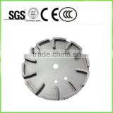 250mm Diamond grinding wheel for EDCO machine floor grinder