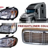 american truck chrome grille for freightliner columbia 2004 +