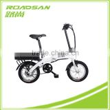24 Volt Lithium Battery Pack Green Power Foldable Electric Road Bike
