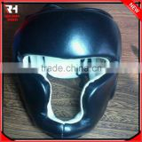 Genuine Leather Boxing Head Guard / Boxing Headgear / Full Face Headguards