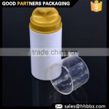 Factory outlet cosmetic serum empty 80ml 50ml 30 ml airless bottle cosmetic pp                                                                         Quality Choice