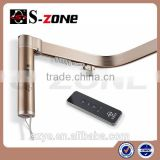 AC 110v Electronic Limit Curtain System Motor, Remote Control Electric Curtain Rails