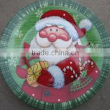 Christmas ceramic dishes ceramic plate crockery kitchen wares                                                                                                         Supplier's Choice