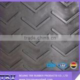 Industrial EP200 rubber multi V belt manufacturer for conveying coal ,coke,cement in bulk