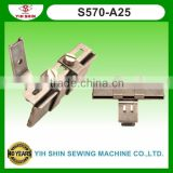 Sewing Machine Double Needle Price Double Needle Adjustable Extra Cloth Guide Feet S570-A25 Presser Foot