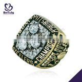 Wholesale customized brass Championship ring Pittsburgh Steelers Super Bowl World Champions ring