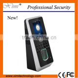 Face recognition time attendance and access control system door lock iface3/multibio800 face,fingerprint time recording
