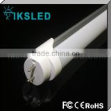 new product in china 85-265v snow white 120cm 18w oval led tubes t8 10000k,led tube lighting.