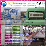 Hot sell semi-automatic box egg tray making machine