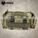 Infantry Army Tactical Assault Camouflage Outdoor Sport Nylon Waist Bags Work Daily Fanny Pack NEW