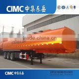 CIMC China Aluminum Fuel Tank Tow Truck Trailer With Low Price