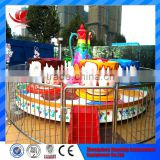 Outdoor playground indoor 2016 factory kids park theme teacup cheap amusement rides for sale