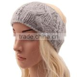 wholesale fashion cap, cute knitting girl natural Knit Headband, charming hair wear