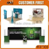 New Style Exhibit Display Stands Pop Up Display, Stable Pop Up Stand, Printed Pop Up Banner