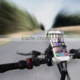 2015 Newest Design Universal Bike Bicycle Phone Mount Cradle Holder For All Mobile Phone And GPS