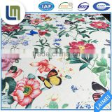China factory wholesale products printed woven fabric used for bed set