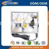 "8"" open frame lcd monitor with touchscreen for ATM, kiosk, transportation, automatic vending machine, POS, gaming machine, medic"