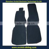 plastic car rubber mats for bmw 7 series use