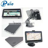 Car GPS with Audio/Video Player 5 Inch Screen Wholesale GPS Navigator Windows CE.NET 6.0 GPS Navigator
