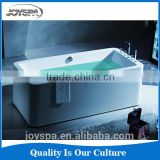 China Supplier Freestanding Sex Massage 2 Person Outdoor Spa Hot Bath Tub Price ABB-626C