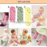 High Quality baby product wholesale solid color baby leg warmers in stock