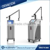 2017 Best-selling Laser Co2 Fractional Skin Resurfacing / Scar 1ms-5000ms Removal Treatment Cheap Co2 Laser Engraving Machine Acne Scar Removal