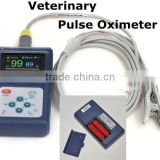 Hot selling Vet use veterinary Pulse Oximeter Animal blood oximeter SPO2 PR with PC software and CE/ISO certified