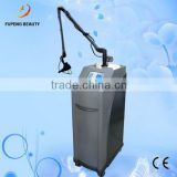 Tumour Removal Modern Latest Glass Tube Acne Scar Professional Removal Co2 Fractional Laser Machine Birth Mark Removal