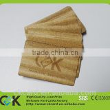 New products customize NFC wooden tag free sample
