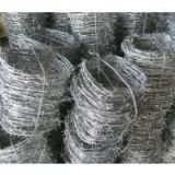 China supplier barbed wire price for protection
