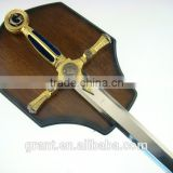 fraternal masonic sword templar knight freemasonry new