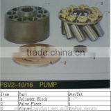 Kayaba(kyb) PSV2-16 Hydraulic pump parts