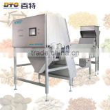 Sea Food Color Sorter Price/ High Quality Automatic Belt Type Color Sorter