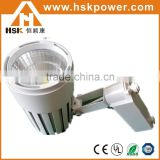 CE RoHs UL VDE LED Track Light Tri-phase Four Wire LED Track Light For IP65 No UV IR Radiation