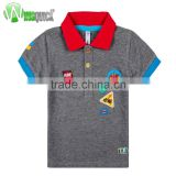 High Quality Short Sleeve Children Polo T Shirts 100% Cotton Blank Kids Polo Shirts Wholesale, High Quality Kids Polo Shirts