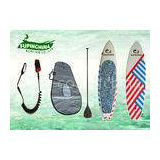ocean Painting Polish Stand Up Paddle Boards surfboards for beginners / kids