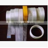 Double sided tape fiberglass insulation mesh tape