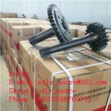 LG956 WHEEL LOADER ZL50TRANSMISSION SDLG XGMA XCMG LIUGONG LONKING SHANTUI Wheel Loader spare parts 2030900027 THIRD SHAFT ASSY OF STEERING PUMP USED IN SDLG