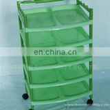 Good quality plastic large shoe rack