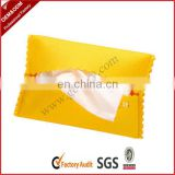 New Design Felt Yellow Facial Tissue Covers