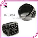 2014 fashion stainless steel rings for men