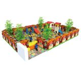 HLB-7011A Preschool Indoor Playground