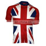 wholesale cycling shirts - custom sublimated cycling jersey