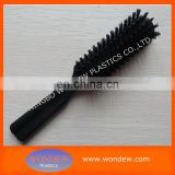 Bristle hair brush for man