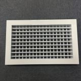 Aluminium ceiling ventilation double deflection exhaust Air conditioner air Grille