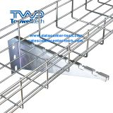 Electro Zinc Plated Wire Mesh Cable Trays