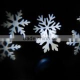 Snowflake Moves Automatically, Landscape Lighting, Party Light Wall Decoration Light, Party Light HNL375