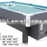 coin operated billiard table
